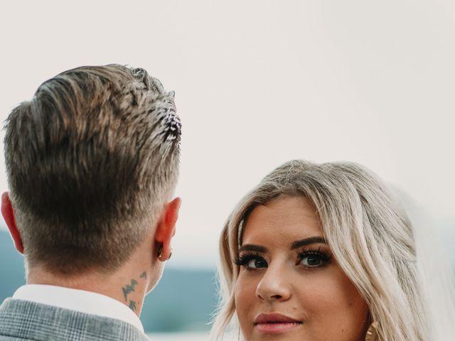 Vanessa and Courtney's wedding in Harrison Mills, British Columbia 23