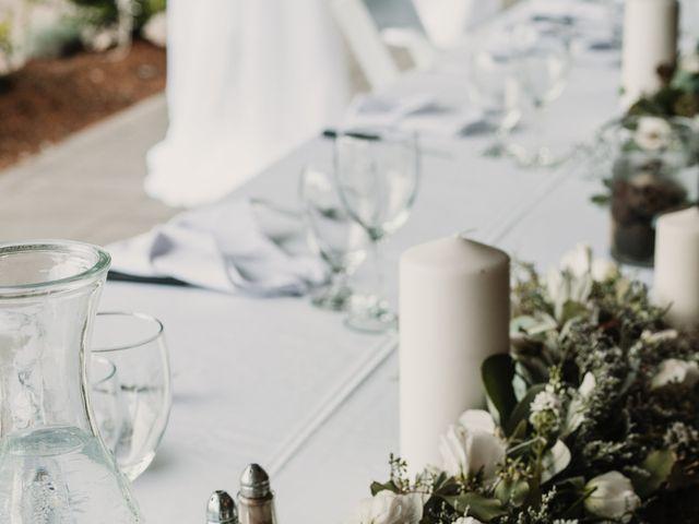 Vanessa and Courtney's wedding in Harrison Mills, British Columbia 36