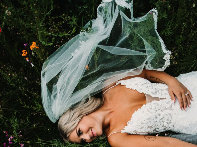 Vanessa and Courtney's wedding in Harrison Mills, British Columbia 42
