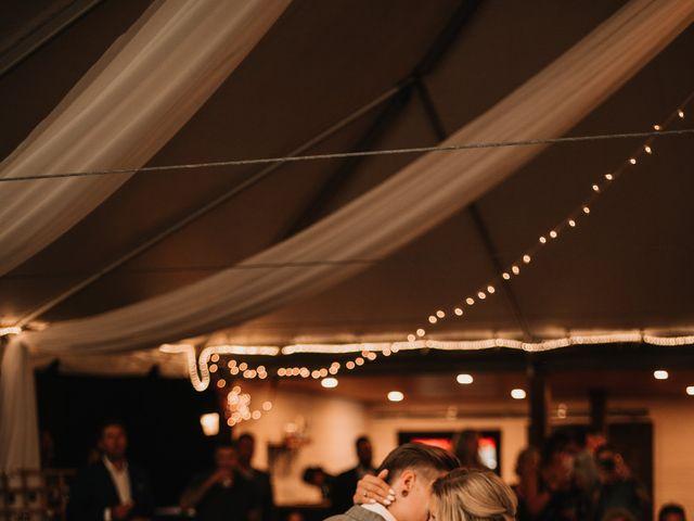 Vanessa and Courtney's wedding in Harrison Mills, British Columbia 48