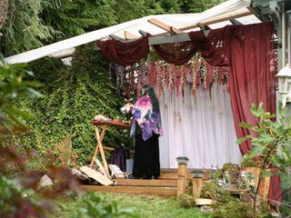 The wedding of Ottavia and Jared 2