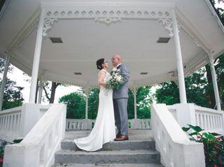 The wedding of Celestino and Jeniffer