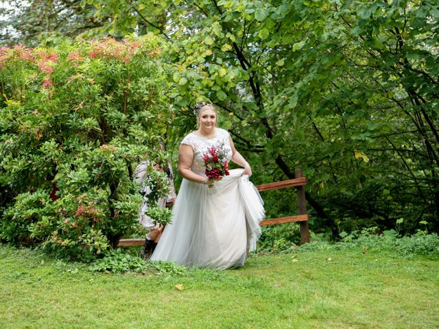 Jared and Ottavia's wedding in Mission, British Columbia 9