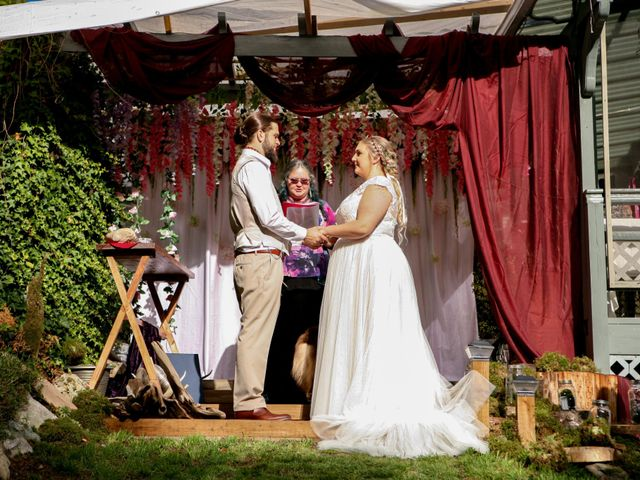 Jared and Ottavia's wedding in Mission, British Columbia 12