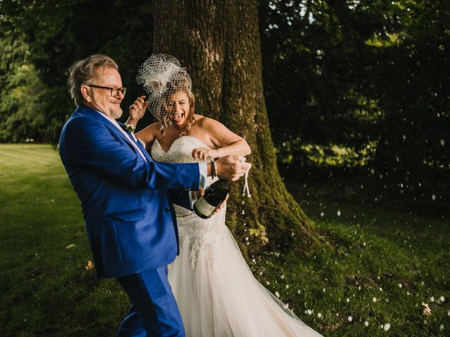 Dean and Nevine's wedding in Vancouver, British Columbia 25