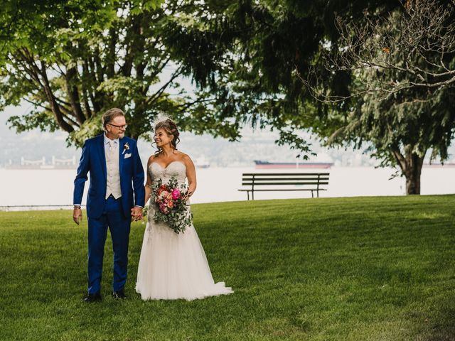 Dean and Nevine's wedding in Vancouver, British Columbia 33
