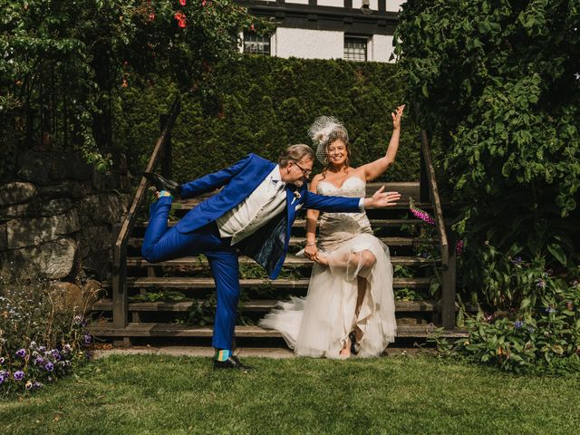 Dean and Nevine's wedding in Vancouver, British Columbia 37