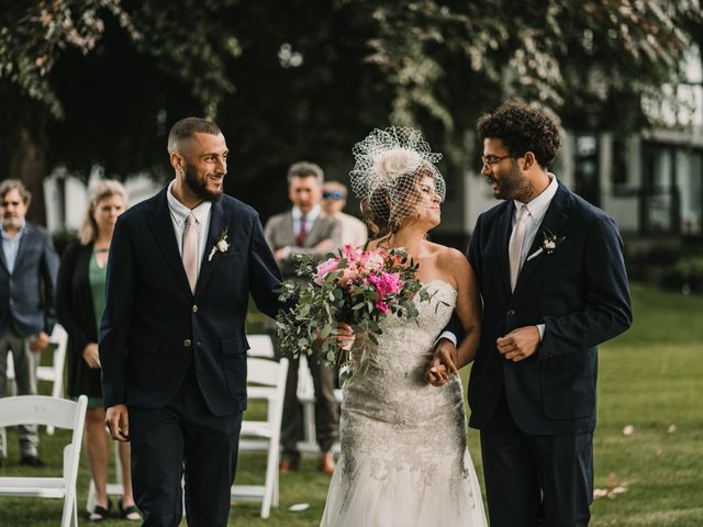 Dean and Nevine's wedding in Vancouver, British Columbia 56