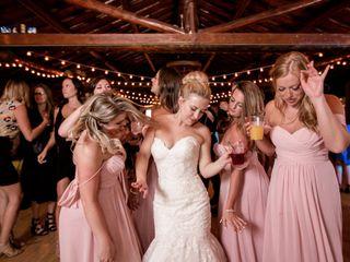 The wedding of Jillian and Justin 1