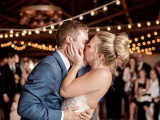 The wedding of Jillian and Justin