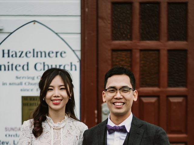 Joo and Jin's wedding in Surrey, British Columbia 20