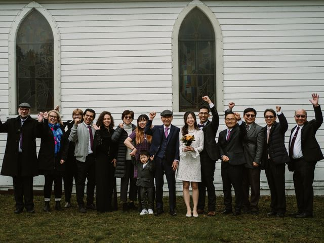 Joo and Jin's wedding in Surrey, British Columbia 42