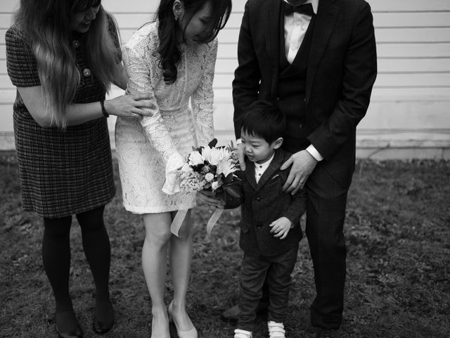 Joo and Jin's wedding in Surrey, British Columbia 43