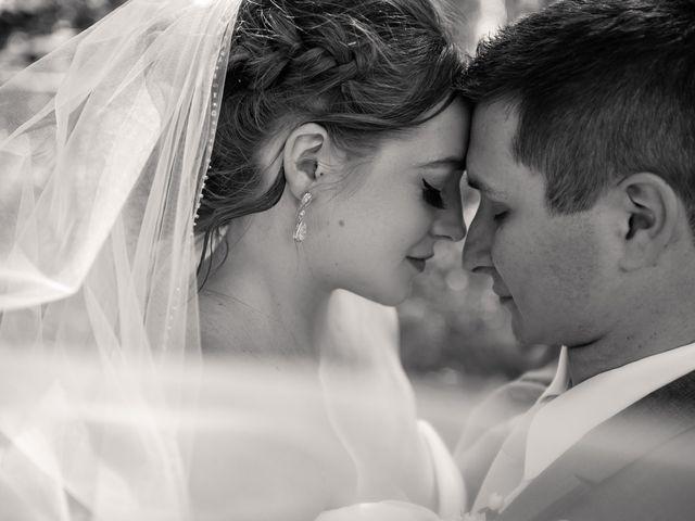 The wedding of Chariti and Matt