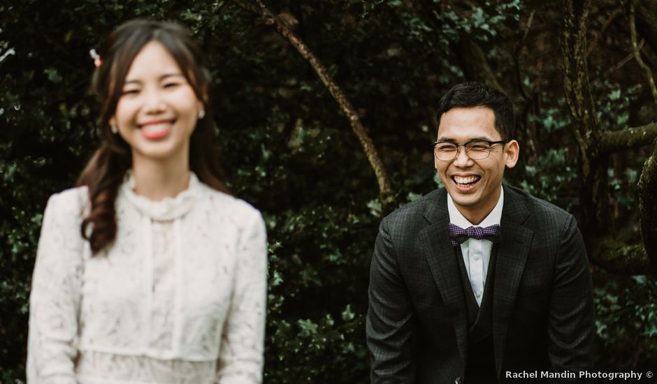 Joo and Jin's wedding in Surrey, British Columbia