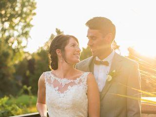Shaun and Brittany's wedding in Delta, British Columbia 15