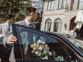 The wedding of Crystal and Chen 1