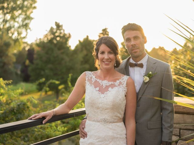 The wedding of Brittany and Shaun