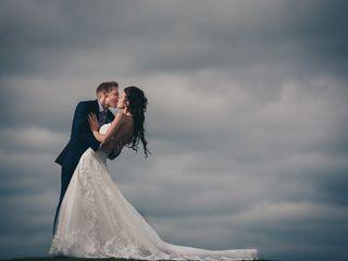 The wedding of Kirstin and Adam