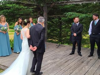 The wedding of Sam and Matt 1
