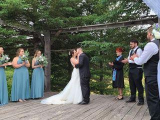 The wedding of Sam and Matt 2