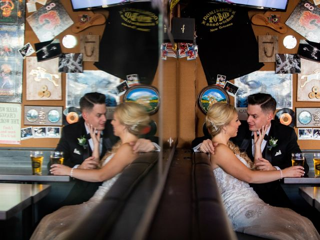 Emily and James's wedding in Calgary, Alberta 2