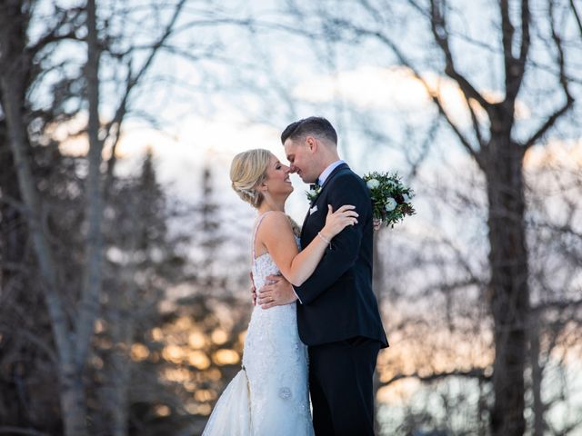 Emily and James's wedding in Calgary, Alberta 15