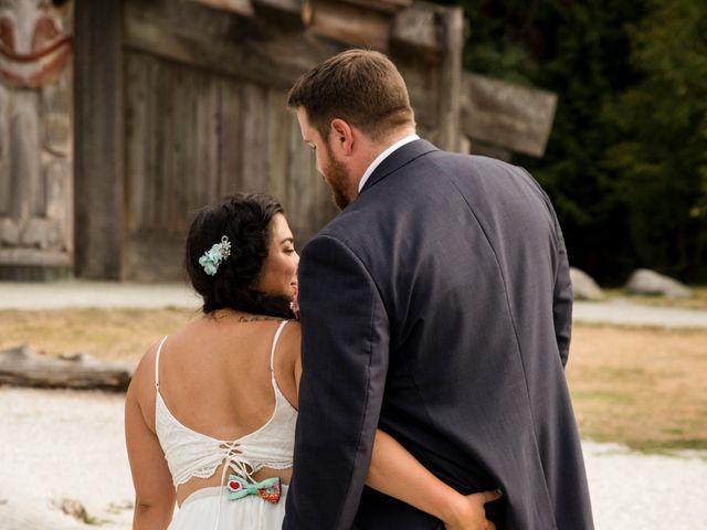 Ryan and Jessica's wedding in Vancouver, British Columbia 3
