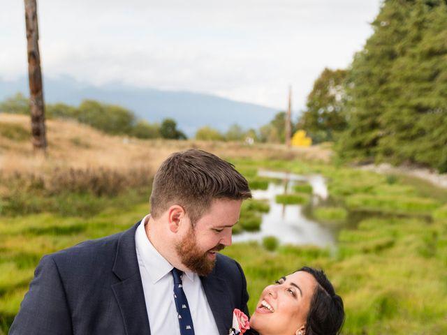 Ryan and Jessica's wedding in Vancouver, British Columbia 4