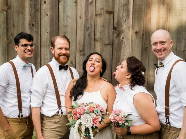 Ryan and Jessica's wedding in Vancouver, British Columbia 8