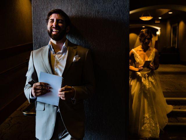 Michael and Madra's wedding in Penticton, British Columbia 13