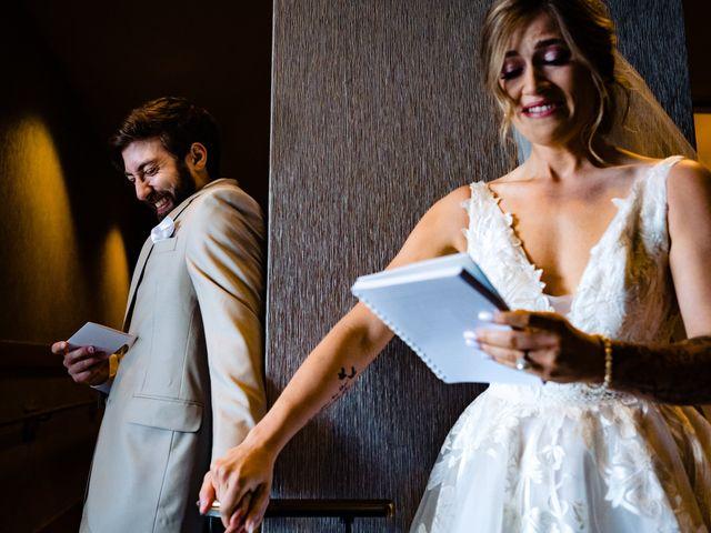 Michael and Madra's wedding in Penticton, British Columbia 14
