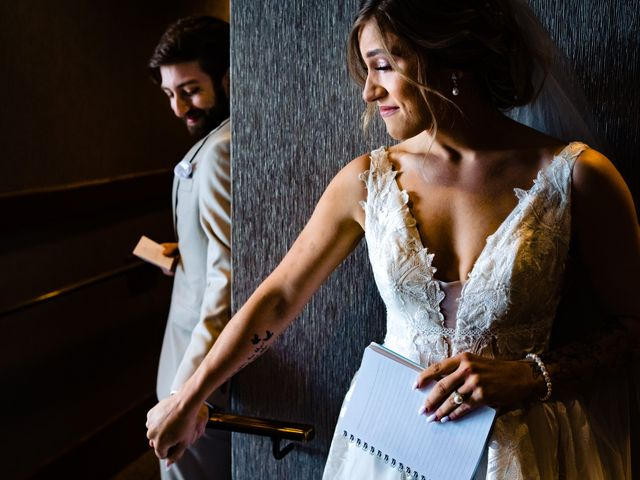 Michael and Madra's wedding in Penticton, British Columbia 15