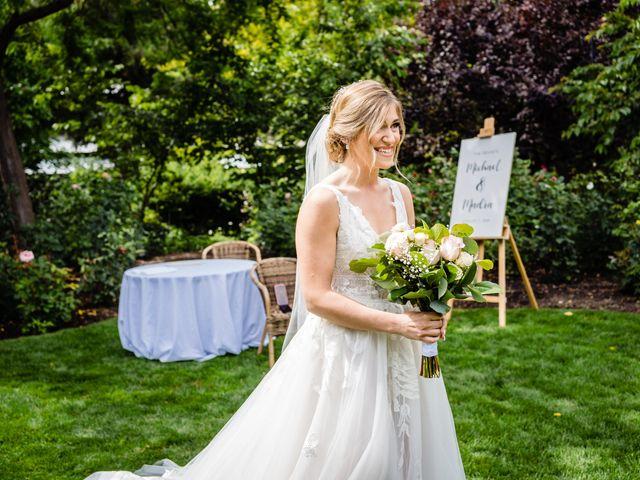 Michael and Madra's wedding in Penticton, British Columbia 17