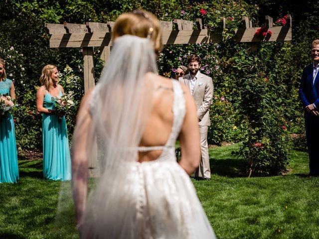 Michael and Madra's wedding in Penticton, British Columbia 18