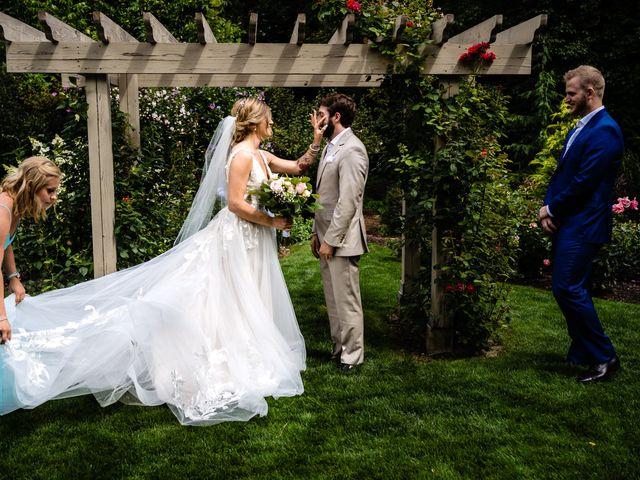 Michael and Madra's wedding in Penticton, British Columbia 19