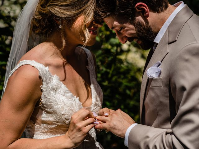 Michael and Madra's wedding in Penticton, British Columbia 25