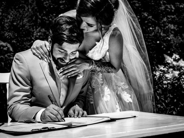 Michael and Madra's wedding in Penticton, British Columbia 27
