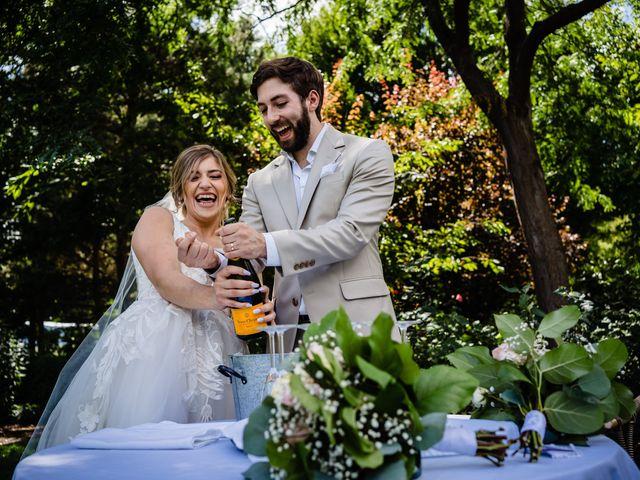 Michael and Madra's wedding in Penticton, British Columbia 29