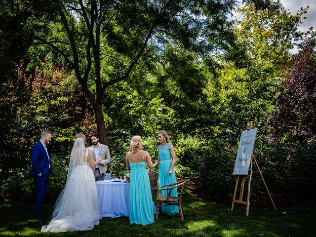 Michael and Madra's wedding in Penticton, British Columbia 32