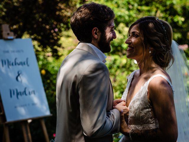 Michael and Madra's wedding in Penticton, British Columbia 33