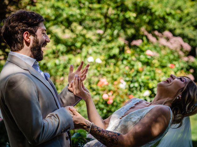 Michael and Madra's wedding in Penticton, British Columbia 34