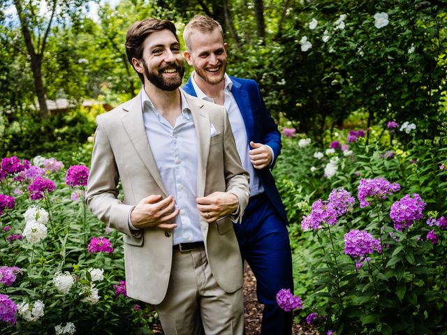 Michael and Madra's wedding in Penticton, British Columbia 39