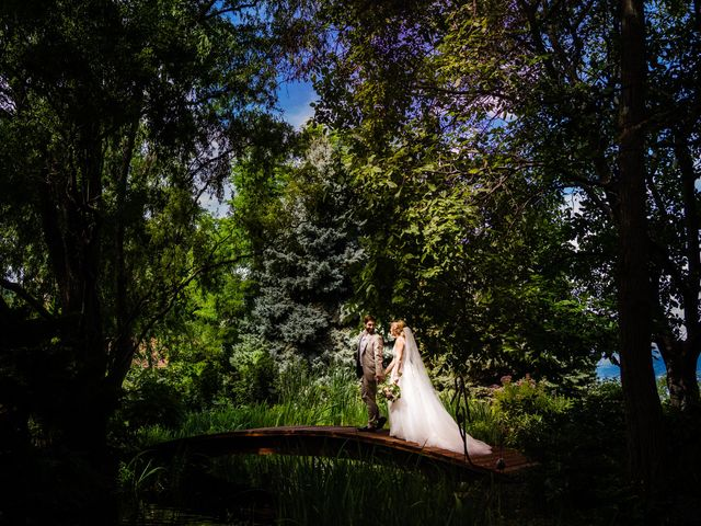 Michael and Madra's wedding in Penticton, British Columbia 40