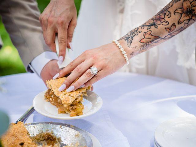 Michael and Madra's wedding in Penticton, British Columbia 41