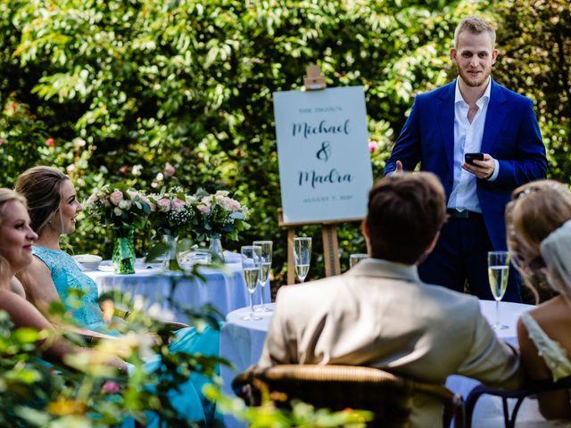 Michael and Madra's wedding in Penticton, British Columbia 44