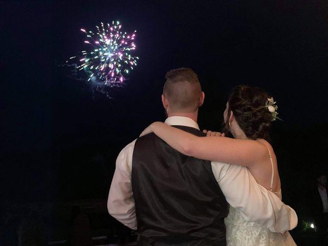 Matt and Sam's wedding in Evandale, New Brunswick 6
