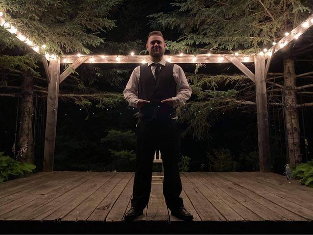 Matt and Sam's wedding in Evandale, New Brunswick 9