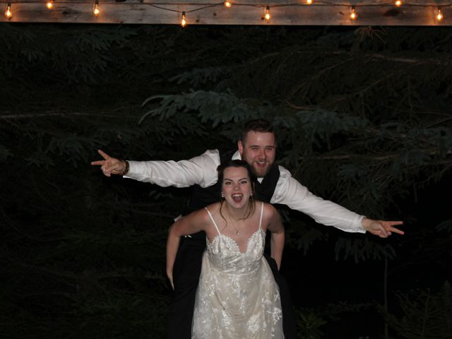 Matt and Sam's wedding in Evandale, New Brunswick 10