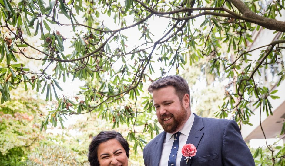 Ryan and Jessica's wedding in Vancouver, British Columbia